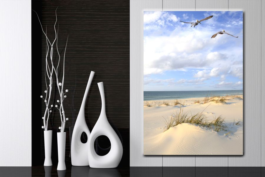 Canvas Art Wall Decor, BIRDS 70059 THUMBNAIL