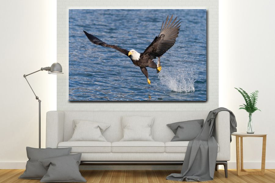 Canvas Art Wall Decor, BIRDS 70068 LARGE