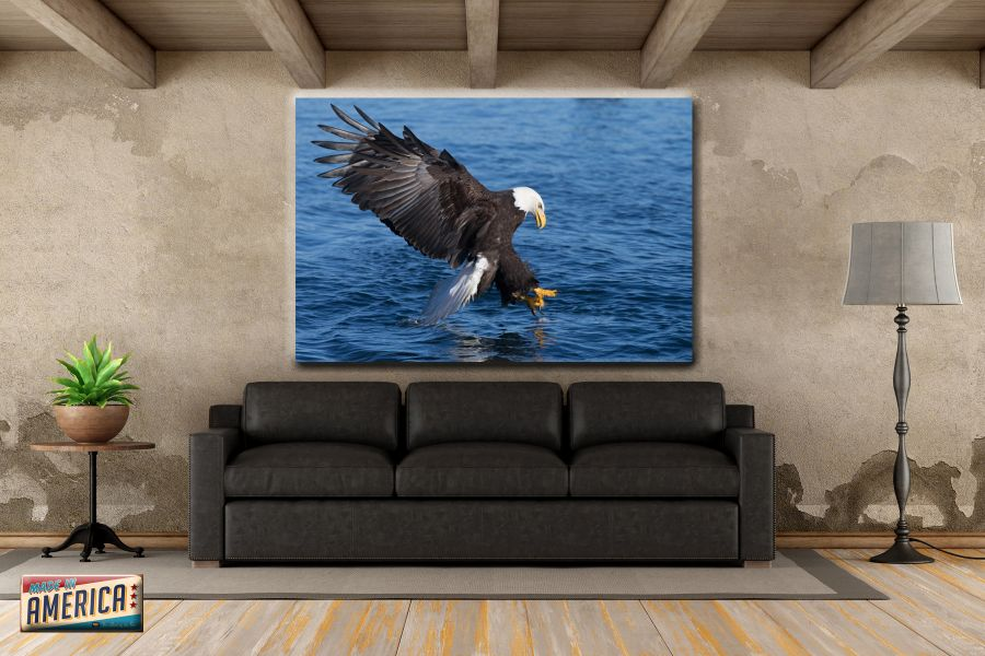 Canvas Art Wall Decor, CANVAS ART BIRDS 70069 110 THUMBNAIL
