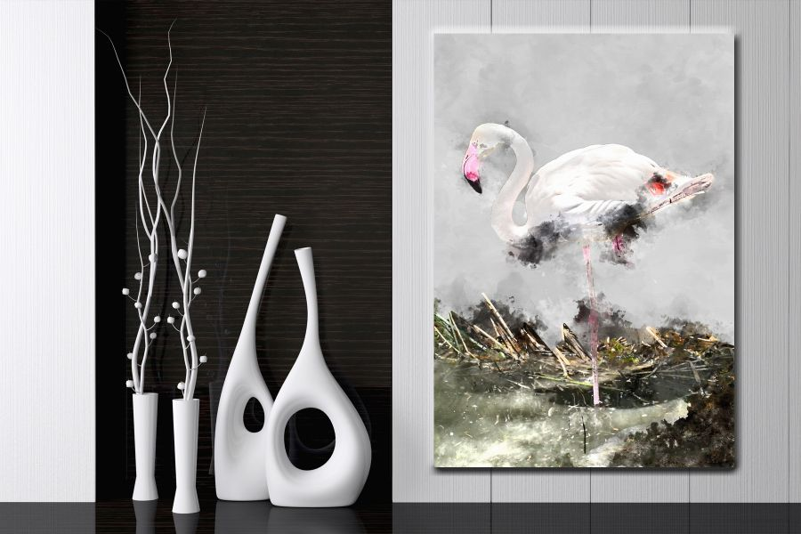 HD Metal Art, Indoor/Outdoor Wall Decor,  Pixolate, Subtint BIRDS 70167 200 THUMBNAIL