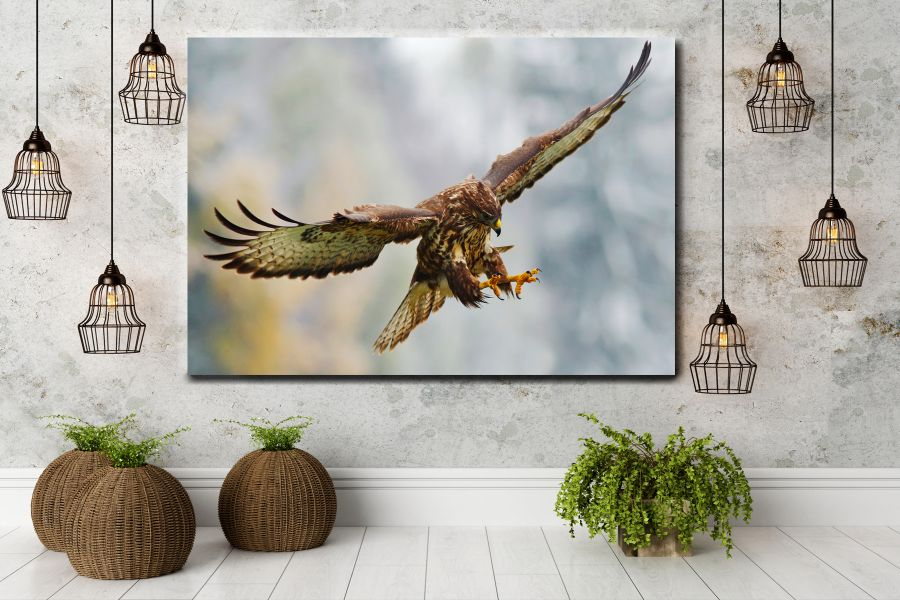 HD Metal Art, Indoor/Outdoor Wall Decor,  Pixolate, Subtint BIRDS 70200 200 THUMBNAIL