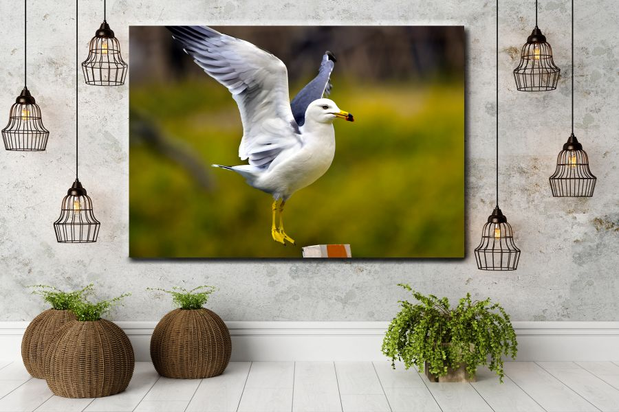 HD Metal Art, Indoor/Outdoor Wall Decor,  Pixolate, Subtint BIRDS 70227 200 THUMBNAIL