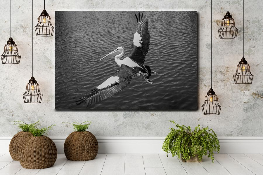 HD Metal Art, Indoor/Outdoor Wall Decor,  Pixolate, Subtint BIRDS 70246 200 THUMBNAIL