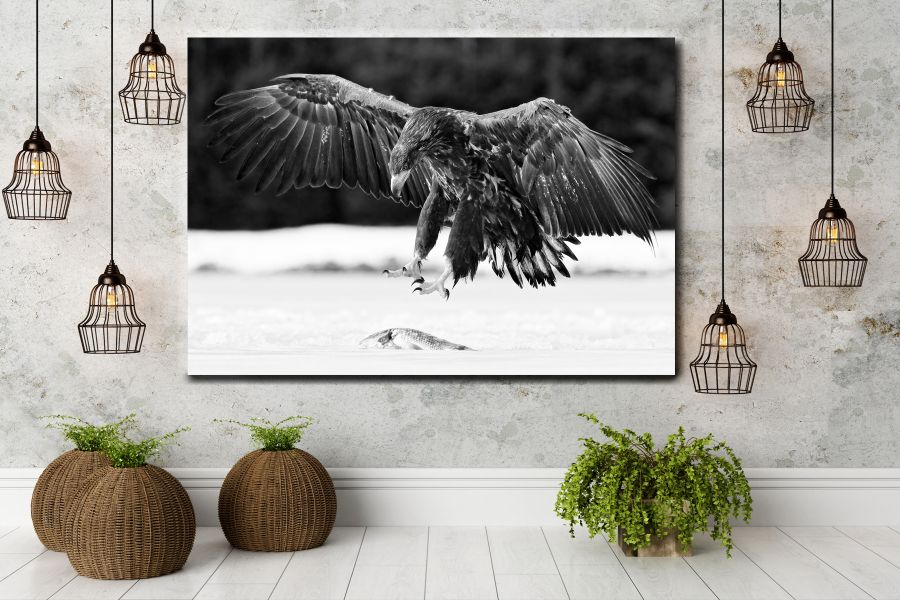 HD Metal Art, Indoor/Outdoor Wall Decor,  Pixolate, Subtint BIRDS 70250 200 THUMBNAIL
