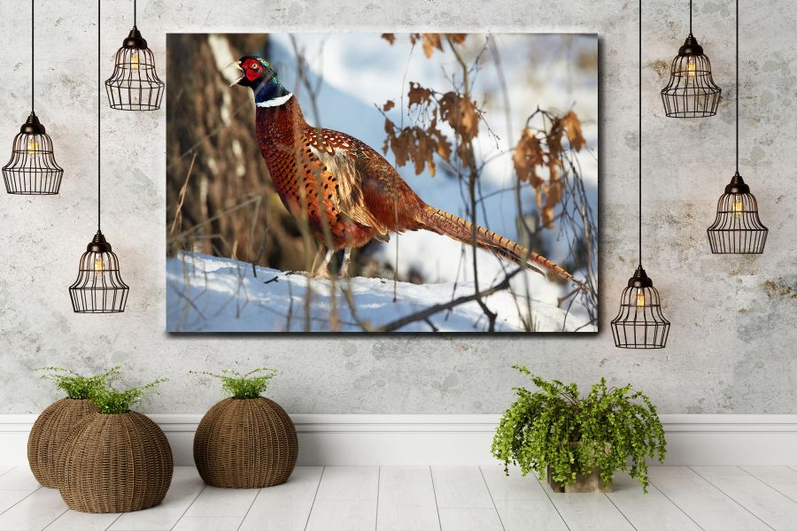 HD Metal Art, Indoor/Outdoor Wall Decor,  Pixolate, Subtint BIRDS 70331 200 THUMBNAIL