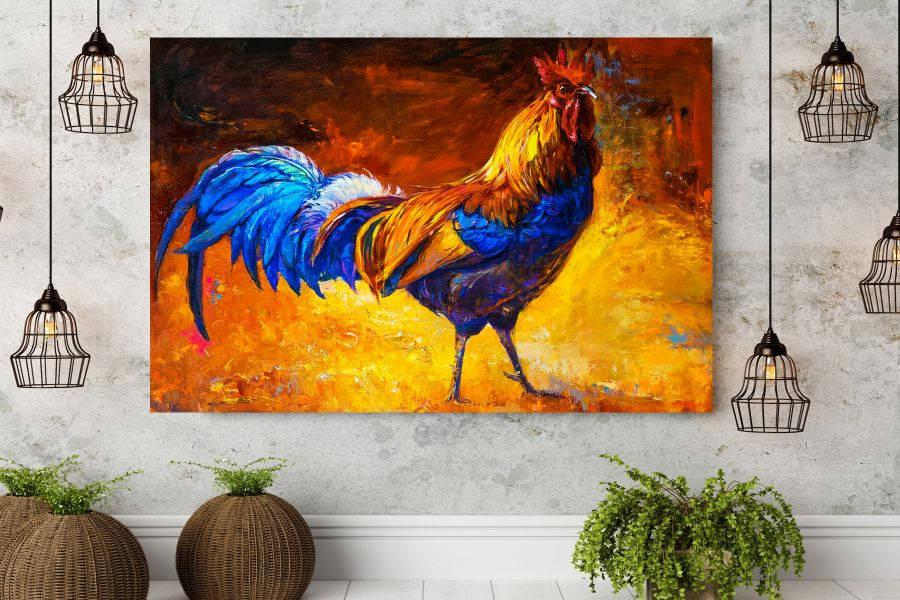 HD Metal Art, Indoor/Outdoor Wall Decor,  Pixolate, Subtint BIRDS 70354 200 THUMBNAIL