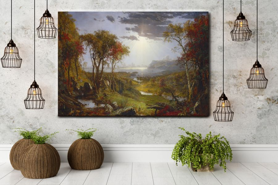 Canvas Art Wall Decor, FAIRY 79015 THUMBNAIL