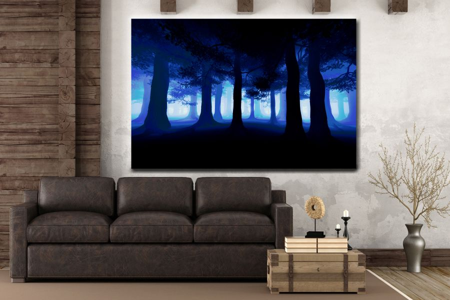 Canvas Art Wall Decor, FAIRY 79043 THUMBNAIL