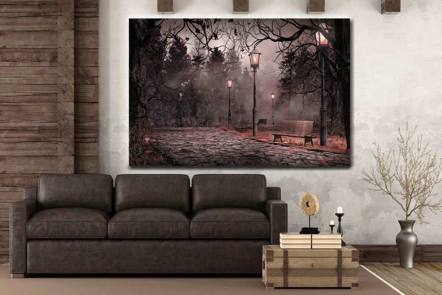 Canvas Art Wall Decor, FAIRY 79076 THUMBNAIL