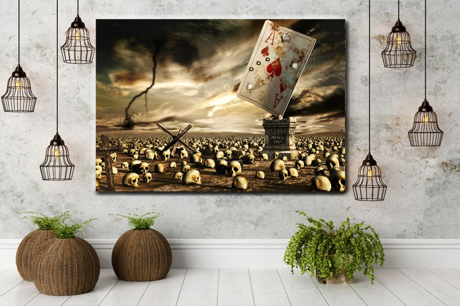 Canvas Art Wall Decor, FAIRY 79111 THUMBNAIL