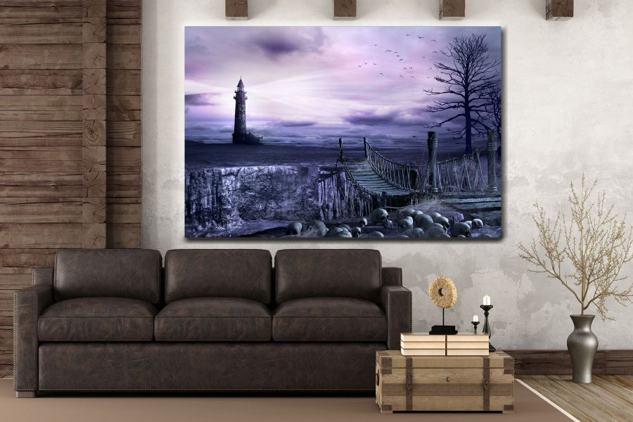 Canvas Art Wall Decor, FAIRY 79114 THUMBNAIL