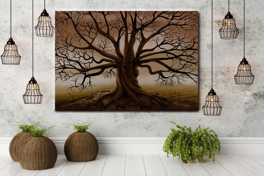 Canvas Art Wall Decor, FAIRY 79221 THUMBNAIL