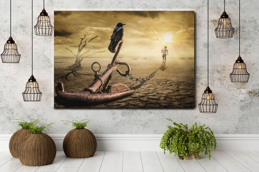 Canvas Art Wall Decor, FAIRY 79250 THUMBNAIL