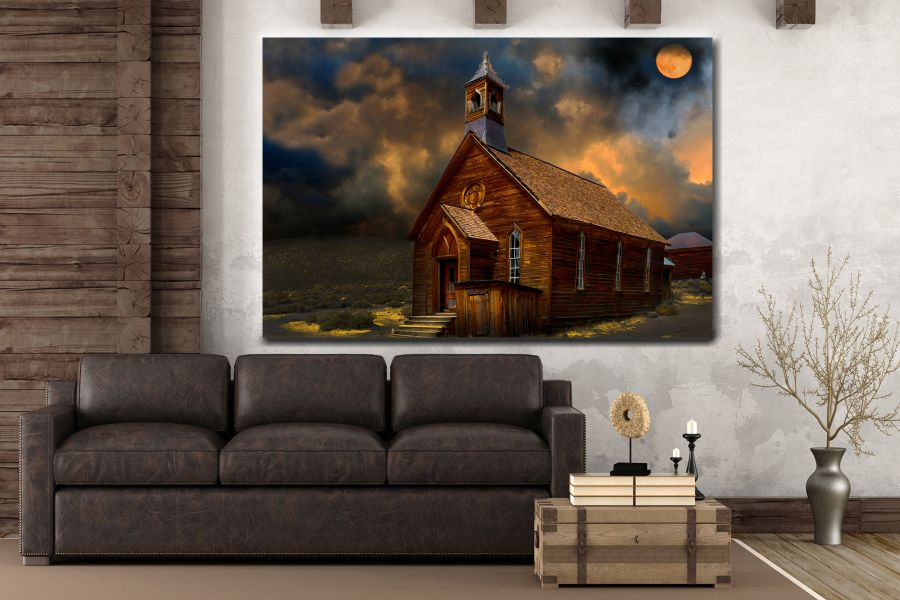 Canvas Art Wall Decor, FAIRY 79257 THUMBNAIL