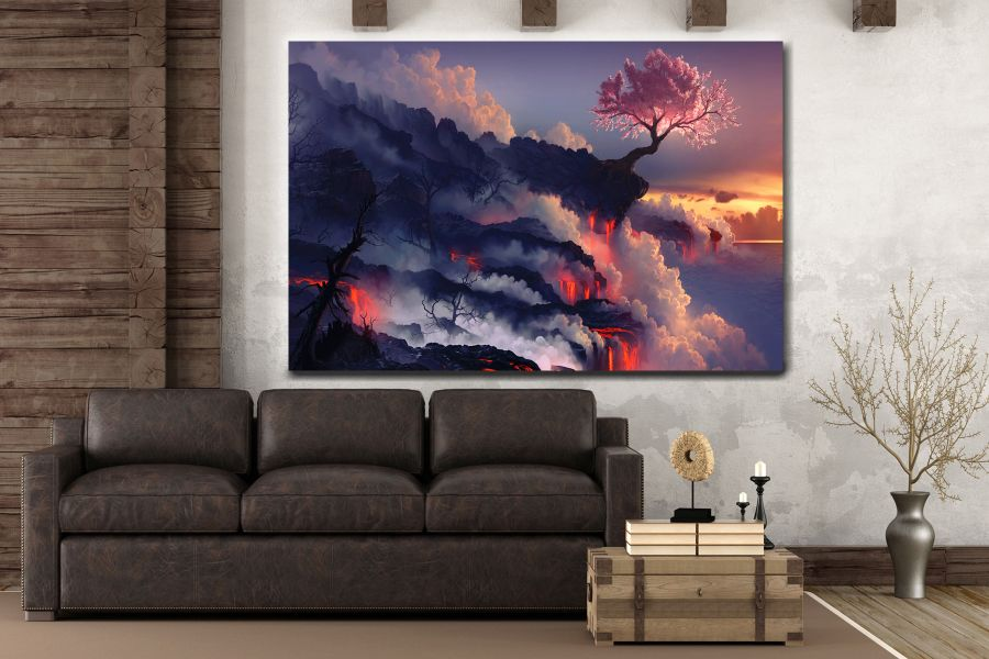Canvas Art Wall Decor, FAIRY 79258 THUMBNAIL