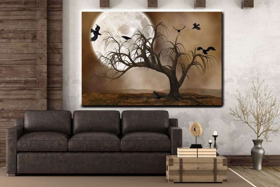 Canvas Art Wall Decor, FAIRY 79260 THUMBNAIL