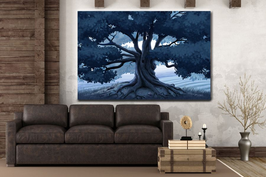 Canvas Art Wall Decor, FAIRY 79271 THUMBNAIL