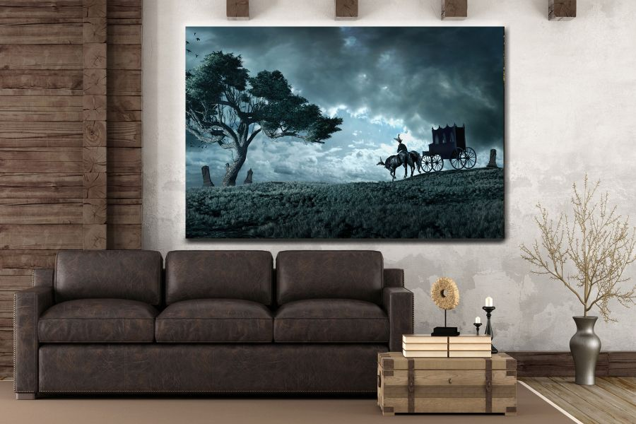 Canvas Art Wall Decor, FAIRY 79307 THUMBNAIL