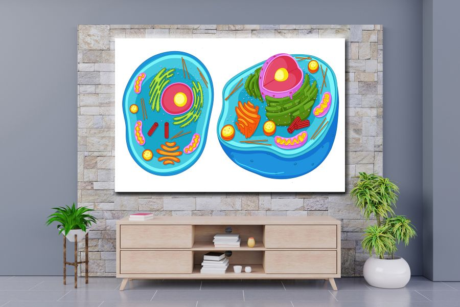 Canvas Art Wall Decor, CANVAS Art EDUCATION & SCIENCE 98090 110 THUMBNAIL