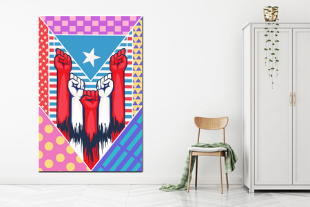 Canvas Art, Art Blvd, Pixolate, HD METAL ART, LATINO ART, PUERTO RICAN ART, FLAGS, MOTO ART, MOTIVATIONAL ART, PIXODUDE, THUMBNAIL