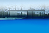 James Welling: Glass House 0463 THUMBNAIL