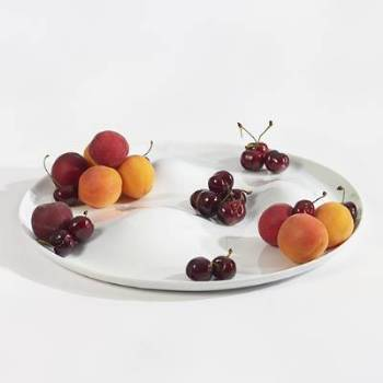 The Alpiniste Limoges Serving Platter