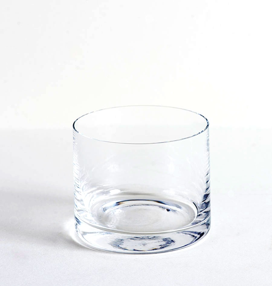 Simple Rocks Glass