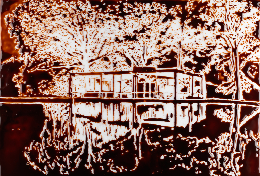 Vik Muniz: The Glass House, after Robin Hill THUMBNAIL
