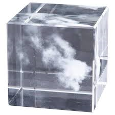 Miya Ando: Kumo (Cloud) for Glass House (Shizen) Nature Series THUMBNAIL