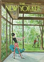 New Yorker Glass House Puzzle MAIN