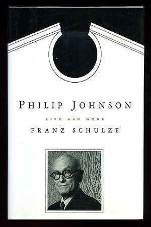Philip Johnson: Life and Work MAIN