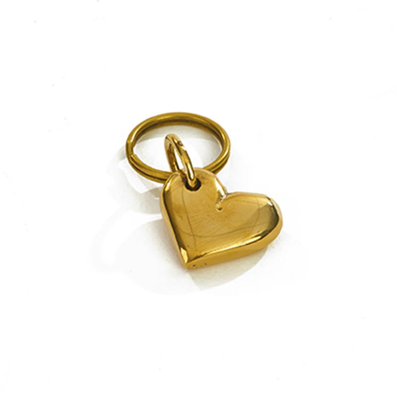 Heart Key Ring~Carl Aubock