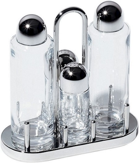 Sottsass Cruet and Salt & Pepper Set THUMBNAIL