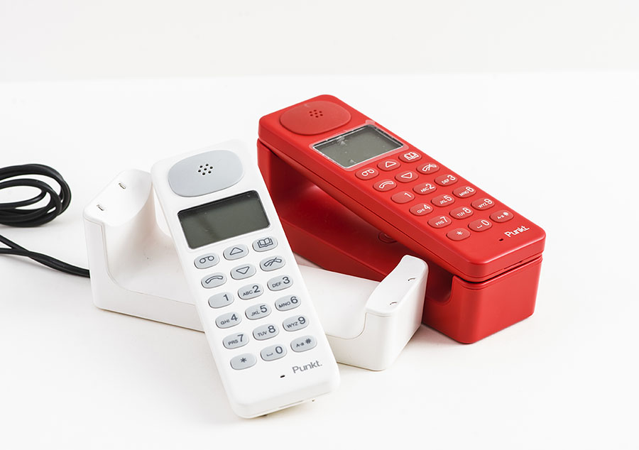 Punkt DP 01 Cordless Phone THUMBNAIL
