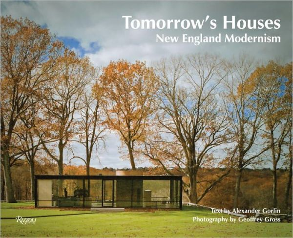 Tomorrow's Houses: New England Modernism THUMBNAIL