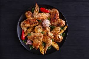 NON GMO Wings - Limited Time