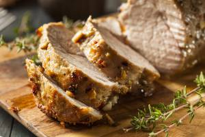 SUPER SALE 20% OFF Berkshire Bone-In Pork Loin Roast