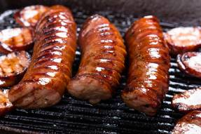 EMPTY THE FREEZER SALE!! Kielbasa - Hungarian Style THUMBNAIL
