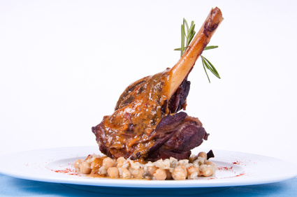 Lamb Shanks - Pack of 2 LARGE