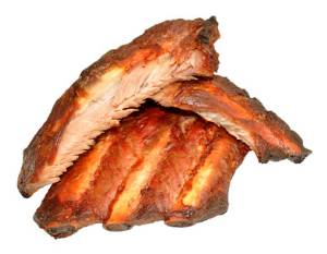 4TH SALE Berkshire Pork Ribs -_LARGE