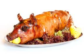 Whole Berkshire Pig for Roasting