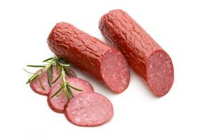 SALE NEW ITEM! Summer Sausage LARGE
