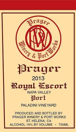 Royal Escort Port 2013 (750ml) MAIN