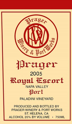 Royal Escort Port 2005 (750ml)_MAIN