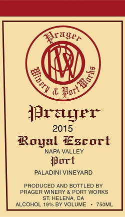 Royal Escort Port 2015  (750ml) MAIN