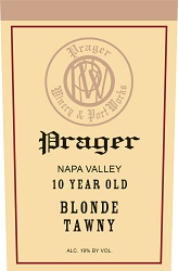 10 year old Blonde Tawny  (500ml) MAIN