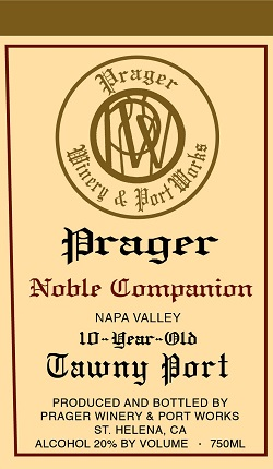 Noble Companion Tawny (750ml) MAIN