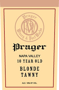 10 year old Blonde Tawny  (500ml)(2020 Bottling) MAIN