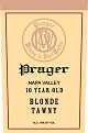 10 year old Blonde Tawny  (500ml)(2020 Bottling) THUMBNAIL