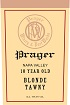 10 year old Blonde Tawny  (500ml)
